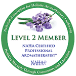 Vickery Health - National Association for Holistic Aromatherapy